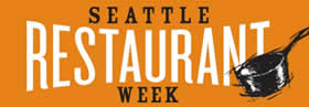 Seattle Restaurant Week Fall 2017 Information