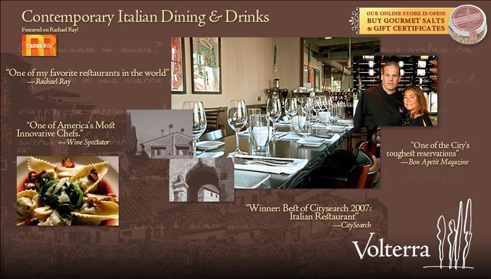 Volterra Restaurant Kirkland